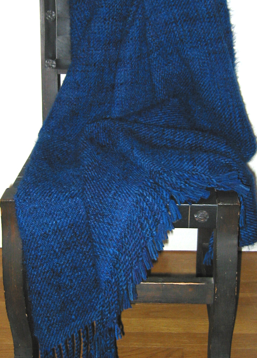 Mountain Colors Wool and Mohair Lap Rrobe